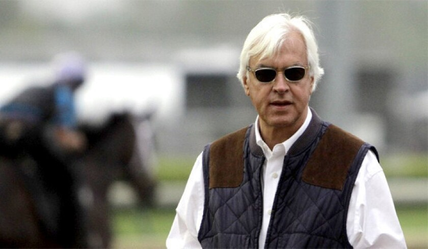 Bob Baffert's stable at Hollywood Park has seen seven healthy horses suddenly die over the past 16 months.