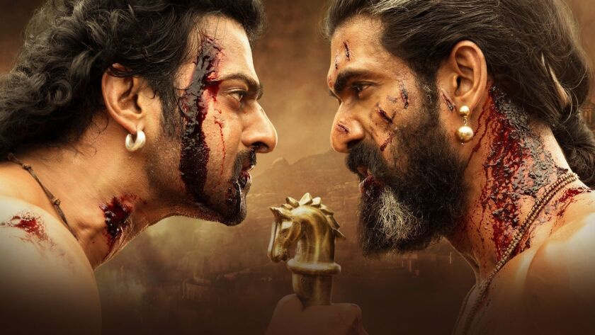 """The """"Baahubali"""" franchise has more in common with ensemble epics like """"300"""" than traditional Bollywo"""