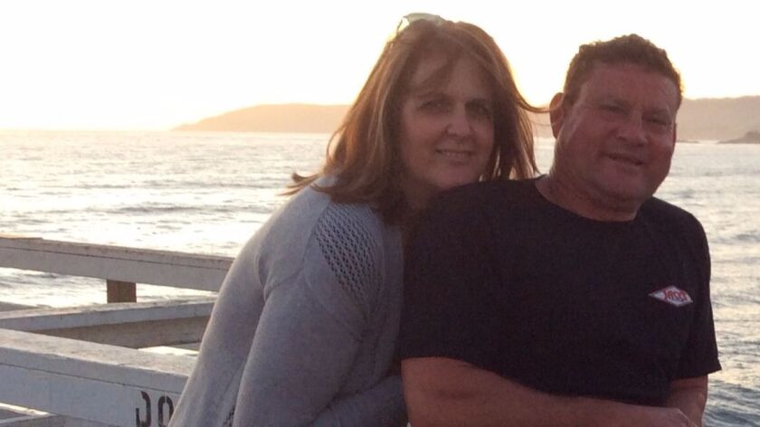 The Beatons at Pismo Beach, a favored vacation spot.