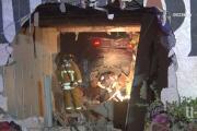 Driver hospitalized after smashing through Chula Vista storage facility