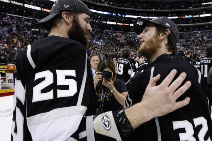 Kings clinch playoff spot ... now what?