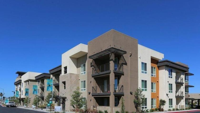 Pulse Millenia Apartments in the Otay Ranch community of Chula Vista
