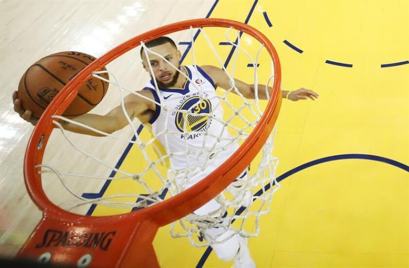 105-129. Curry consigue 42 puntos en la victoria de los Warriors