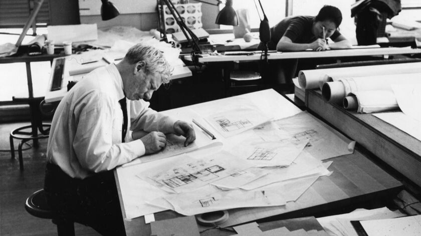 """Louis Kahn: The Power of Architecture"" at the San Diego Museum of Art celebrates the legacy of the famed architect."
