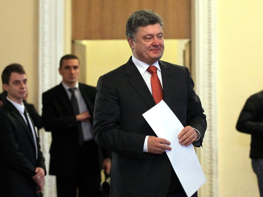 Parliamentary elections in Ukraine
