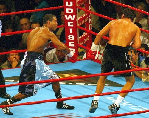 Mosley-De La Hoya, 2003