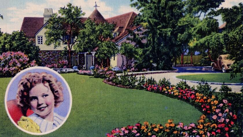 Shirley Temple estate