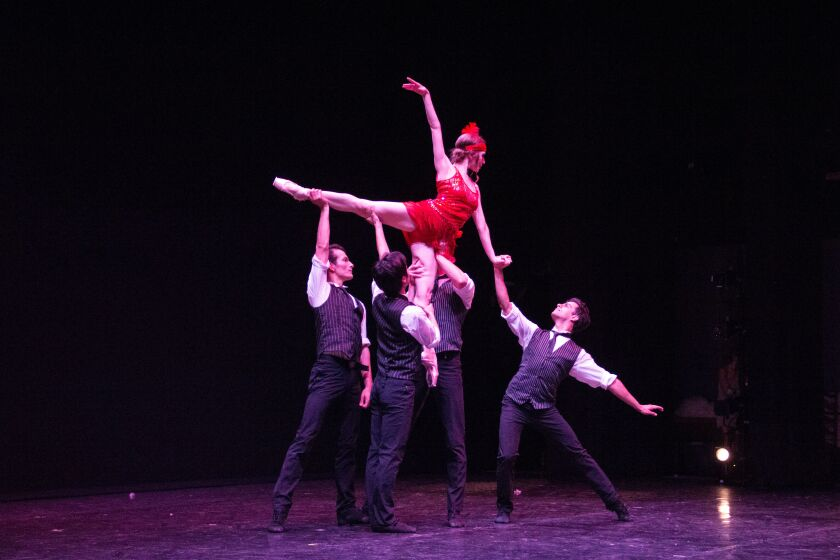 "City Ballet's ""Carmina Burana"" production opens its new season this weekend."