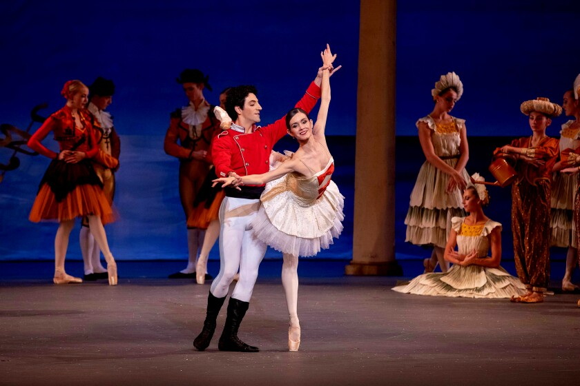"Los Angeles Ballet's ""The Nutcracker"""