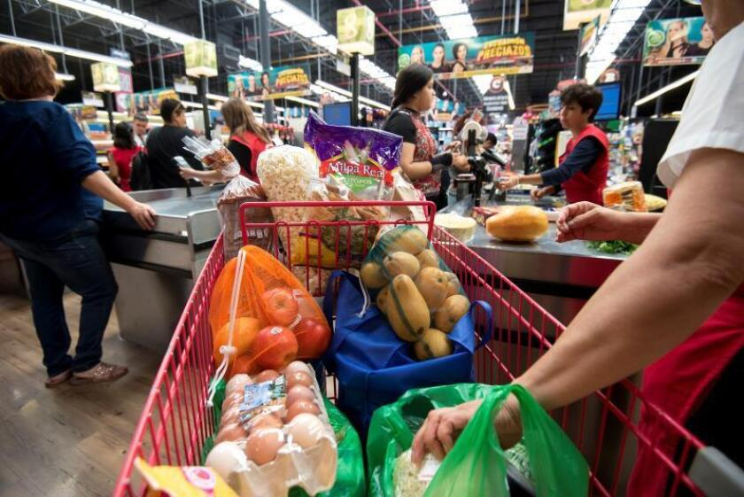 Los precios al consumidor en México bajan a un 3,78 % en julio a tasa anual