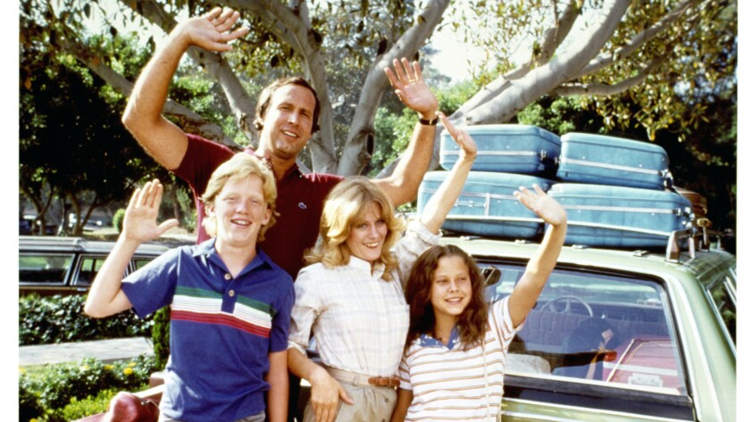 Don't be a Griswold. Check the air filters and keep a repair shop link handy.