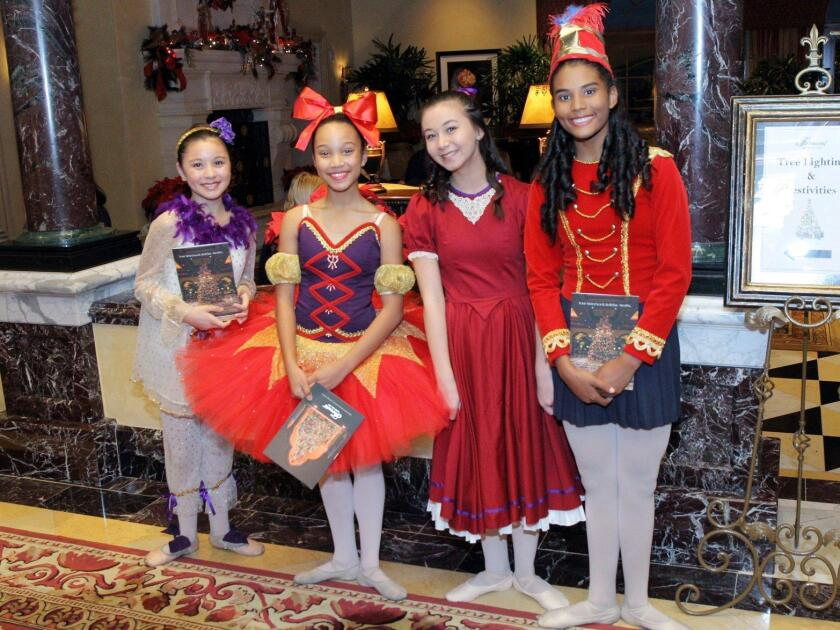 Fairmont Grand Del Mar hosts Annual Holiday Open House