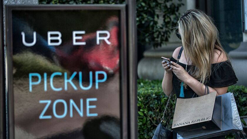 Lawsuit accuses Uber of ripping off drivers, paying them smaller fares than what passengers pay