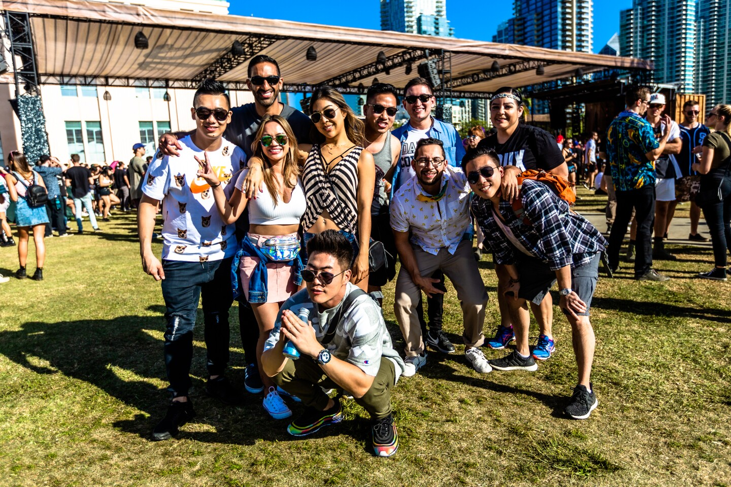 Day 2 of CRSSD Fest