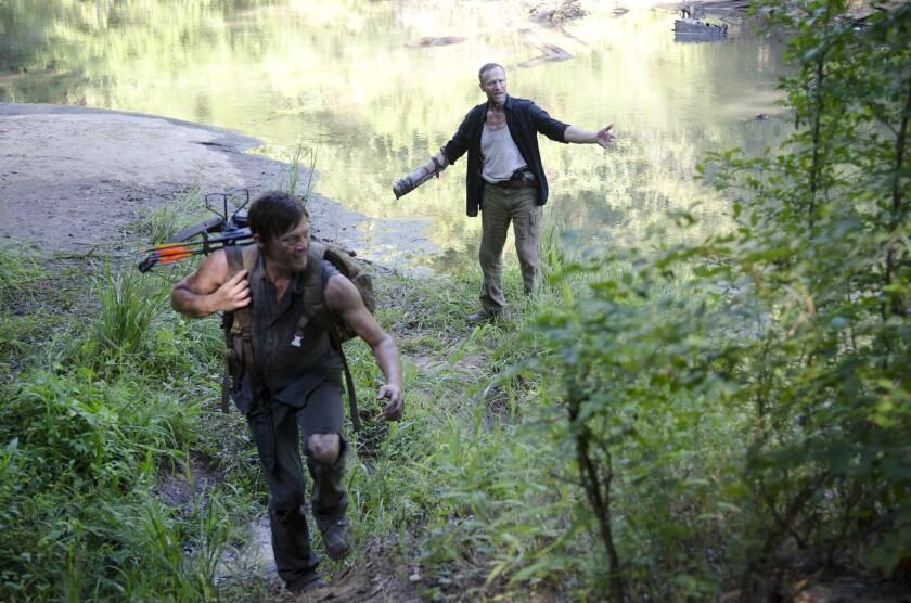 The Walking Dead' recap: Woodbury goes to war - Los Angeles