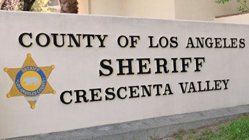 The Crescenta Valley Sheriff's Support Group recently received a $12,000 donation from the Caltech