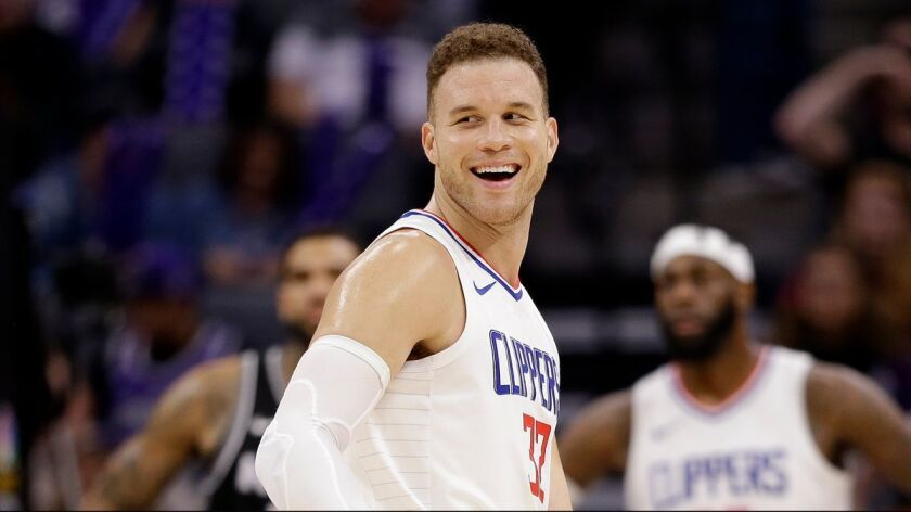 """Blake Griffin, in his first public comments since being traded to Detroit Pistons on Monday, wrote """"I am so proud to have been part of the success of the Clippers organization."""""""
