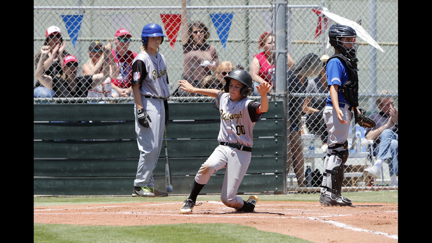 Photo Gallery: Costa Mesa National Little League No. 2 vs. Fountain Valley Little League No. 1 in the District 62 Tournament of Champions