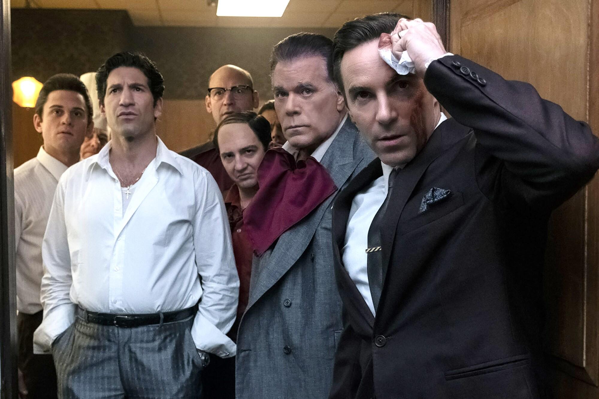 "Home Box Office's mob drama ""THE MANY SAINTS OF NEWARK"""