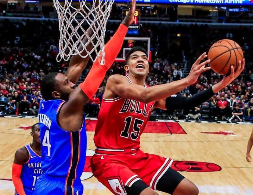 Los Bulls (6-20) se hicieron apenas de su segunda victoria en los últimos 10 partidos y marchan penúltimos en la División Central. EFE