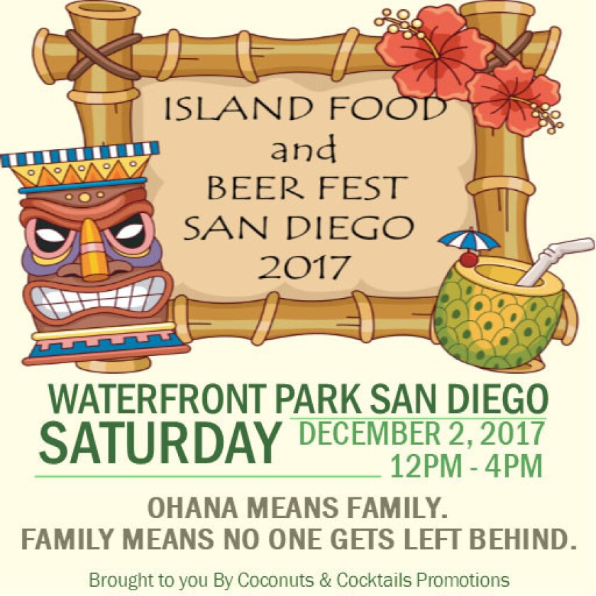 Island Food and Beer Fest