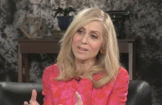 "Judith Light discusses fear of one scene in ""Transparent"""