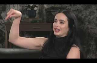 'Jessica Jones' star Krysten Ritter: 'I love the wire, I love throwing punches'