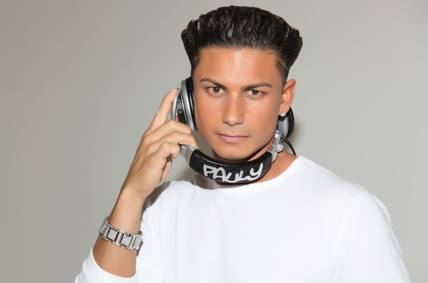 A photo of DJ Pauly D