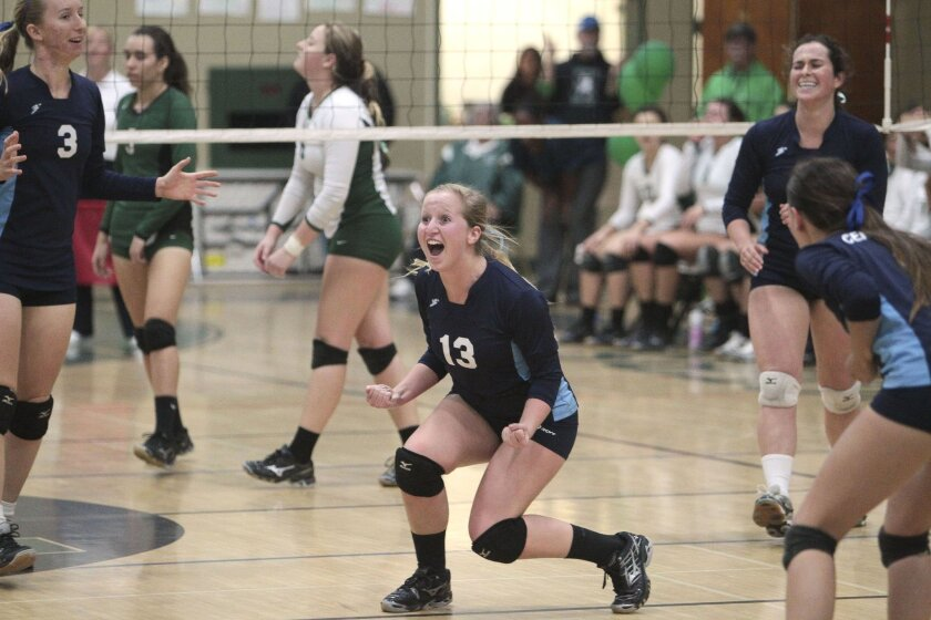 University City junior Jennifer Provencher savors her team's come-from-behind win over Hilltop in the first round of the Division II playoffs.