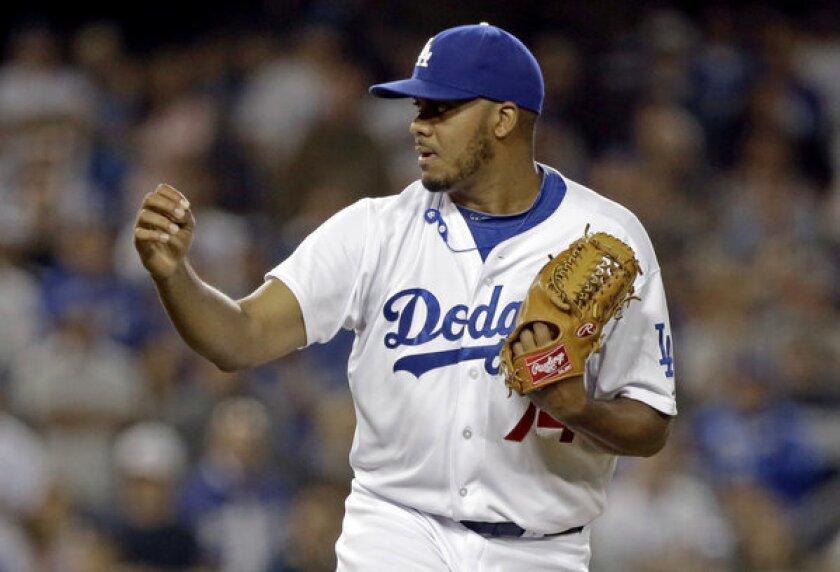 Kenley Jansen replaces Brandon League as Dodgers closer