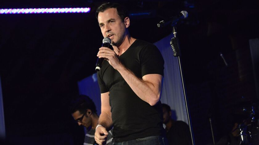 Singer-songwriter and music executive Tommy Page was found dead Friday in an apparent suicide. He was 46.
