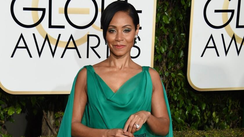 Jada Pinkett Smith is boycotting the Academy Awards