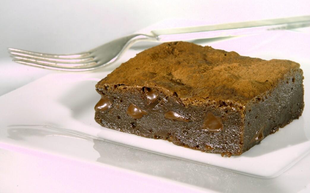 Recchiuti fudgy brownies