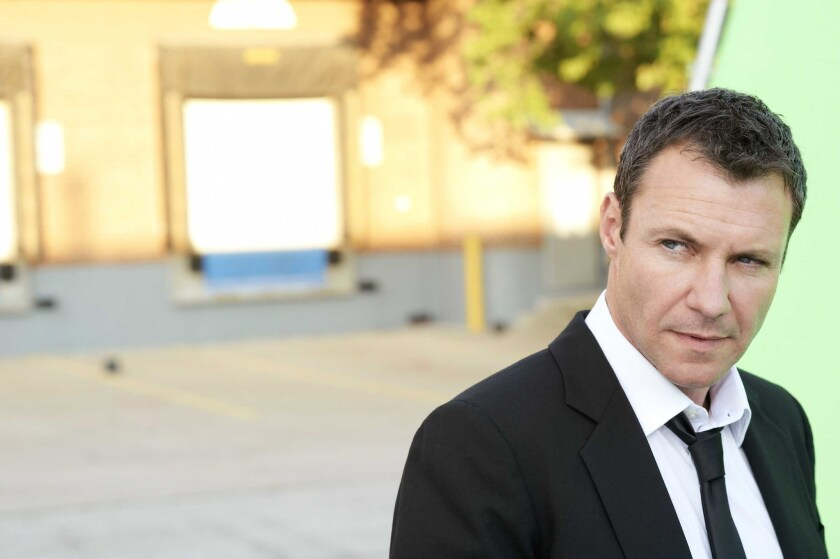 "Chris Vance in ""Transporter the Series"" on TNT."