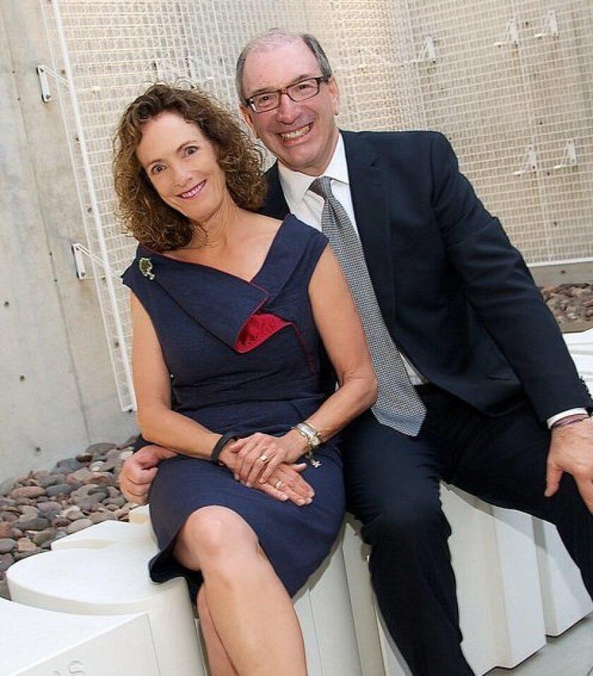 Linda and Mel Katz Courtesy photo