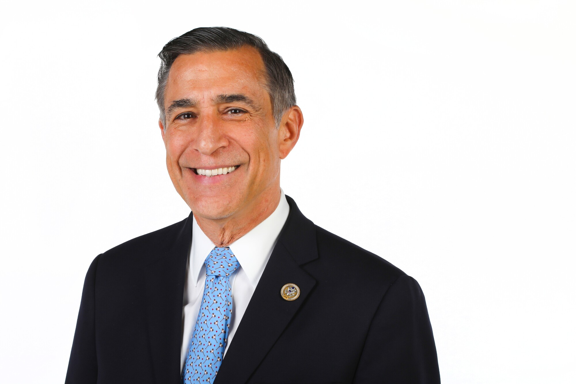 Darrell Issa, Republican candidate in the 50th Congressional District