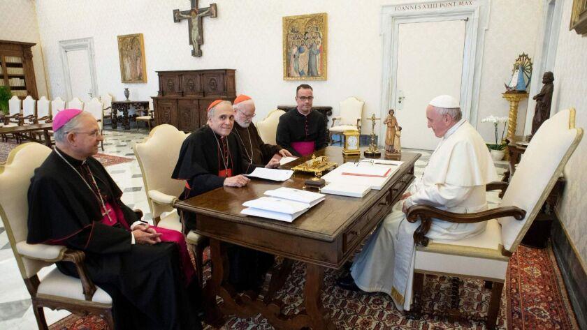 VATICAN-POPE-US-SCANDAL-RELIGION-CATHOLIC-ASSAULT-CHILDREN
