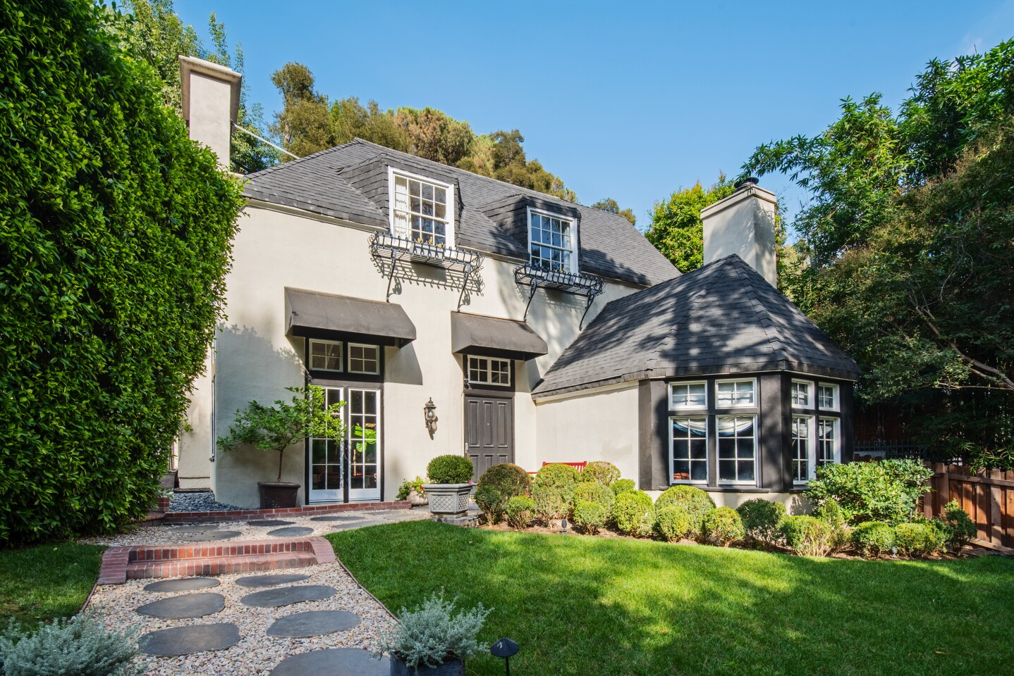 Hollywood Hills home built for silent film actress Claire Windsor