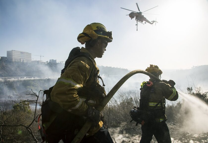 California is on fire again  Here's how the 2018 fire season