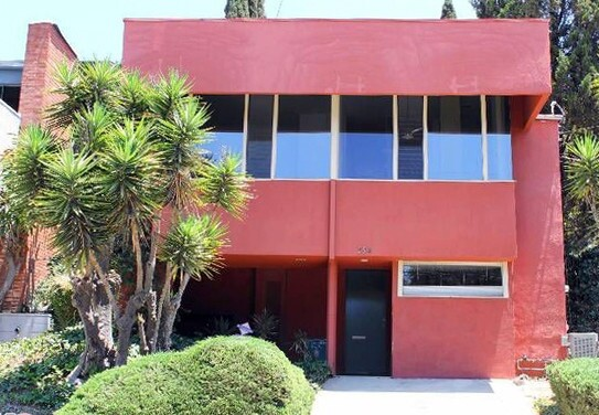 Jason Micallef, a screenwriter, bought this home above the Silver Lake Reservoir. It was a stucco box.