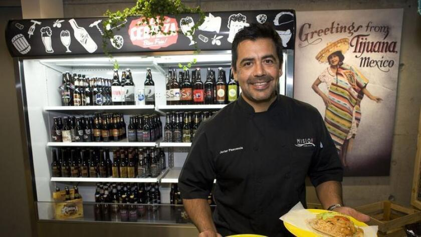 Chef Javier Plascencia. (David Maung)
