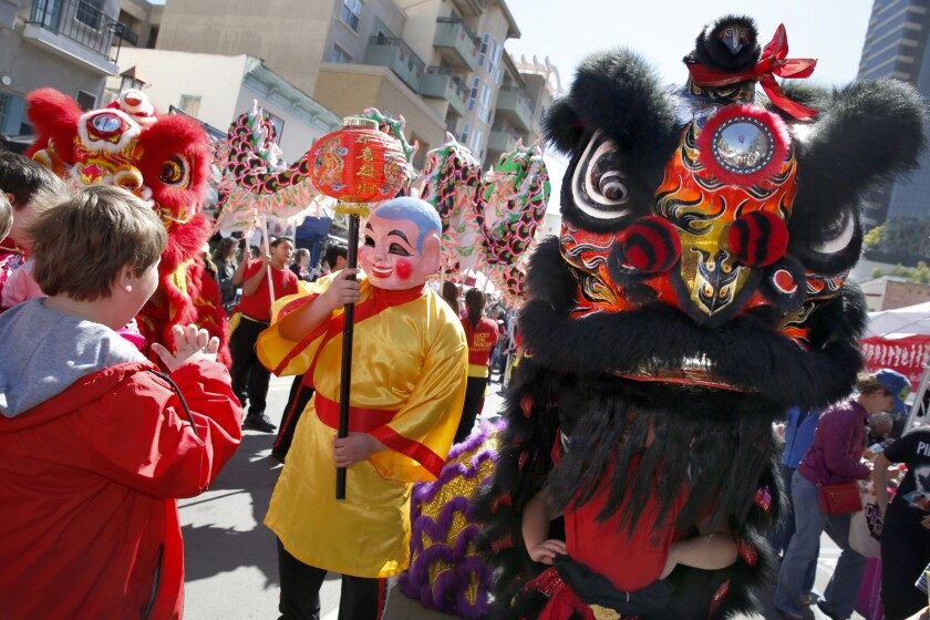 37th annual San Diego Chinese New Year Fair