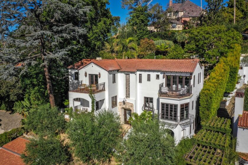 Scott Bernstein's Los Feliz home | Hot Property