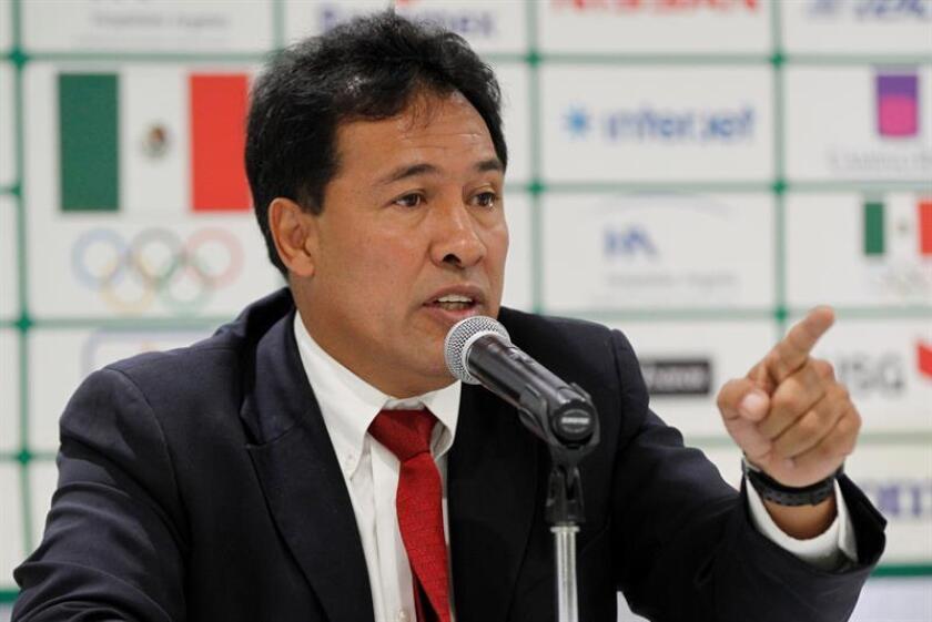 El presidente de la Federación Mexicana de Atletismo, Antonio Lozano. EFE/ARCHIVO