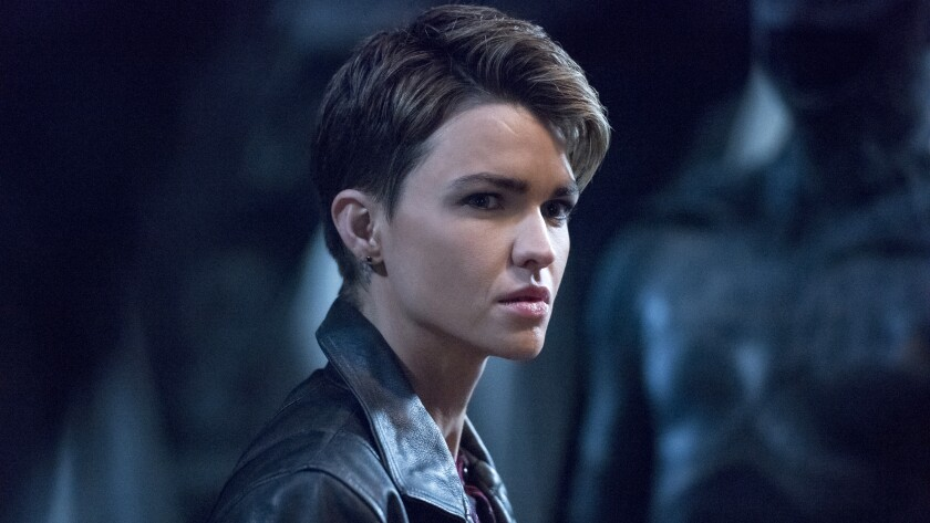 "Ruby Rose in ""Batwoman"""