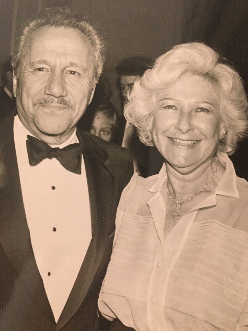 Edward and Mildred Lewis