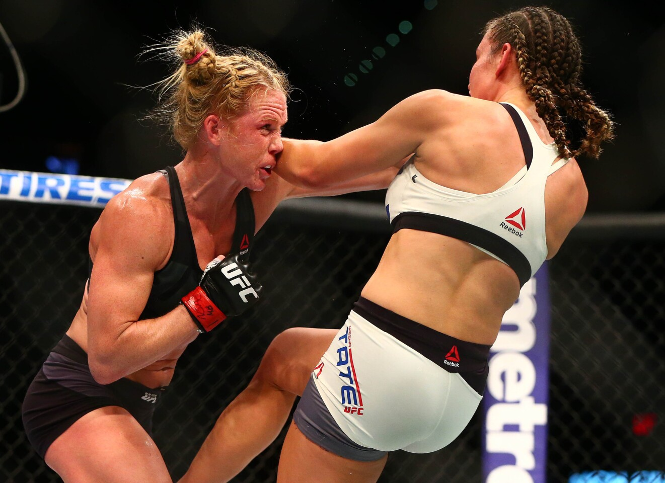 UFC 196: Holm vs Tate
