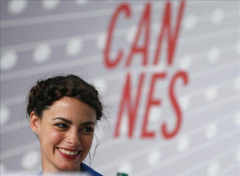 La actriz franco-argentina Berenice Bejo. EFE/Archivo