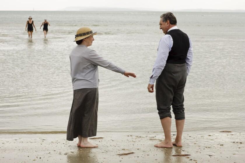 'Downton Abbey' season finale