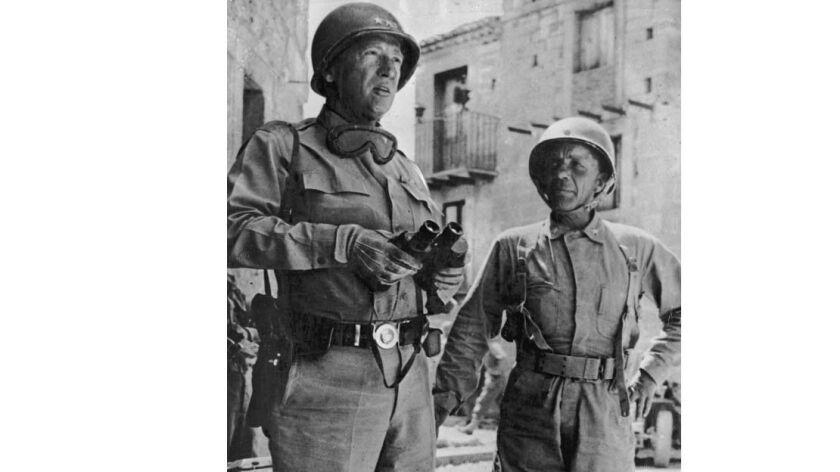 Patton & Teddy Roosevelt Jr